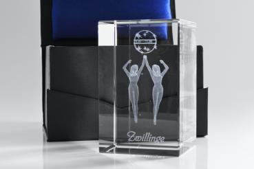 Zwilling 50x50x80 mm